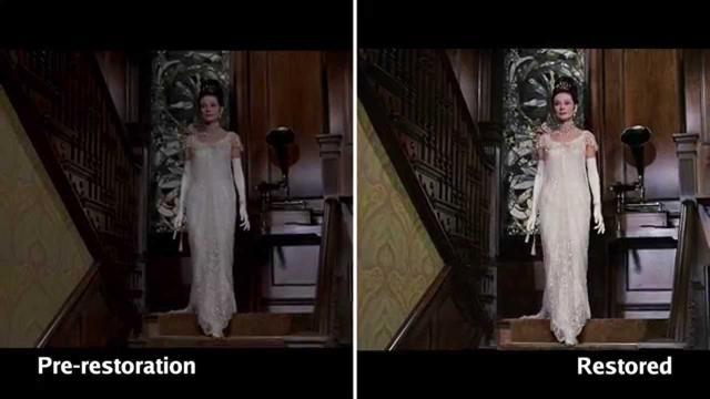 画像: My Fair Lady - Restoration Example 1 youtu.be