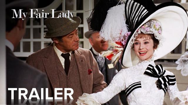 画像: MY FAIR LADY | Official Trailer | Paramount Movies youtu.be