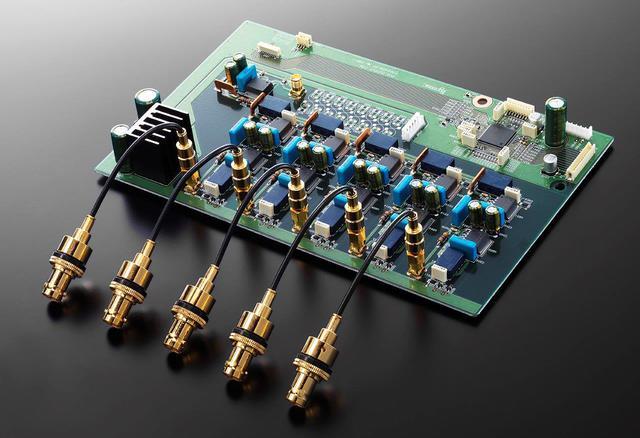 画像: ▲「Grandioso G1X」の出力回路