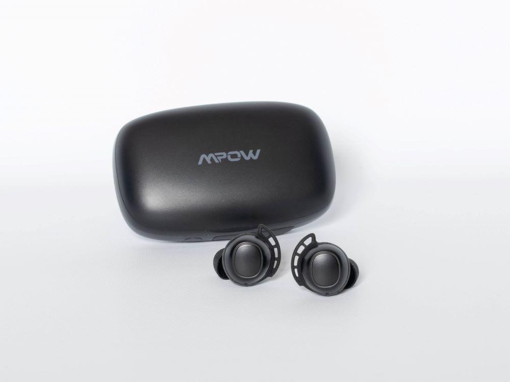 画像1: MPOW、人気の完全ワイヤスイヤホンのバッテリーを強化した上位モデル「M30 PLUS」を3月4日に発売。現行モデルの特別カラー「M30 Pink」も同時発売