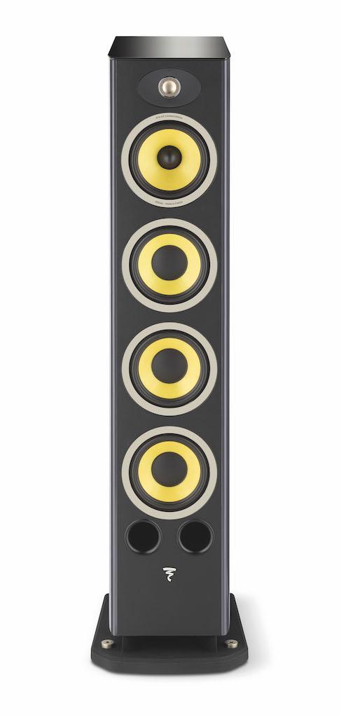 画像2: 伝統の「アラミド繊維」ユニット搭載 FOCAL Aria K2 936、スケール感に優れた限定モデル