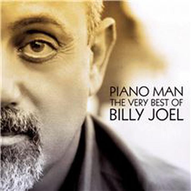 画像: Piano Man: The Very Best of Billy Joel - ハイレゾ音源配信サイト【e-onkyo music】