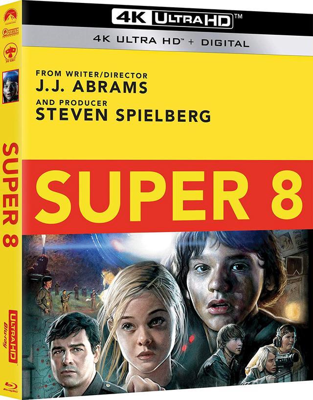 画像1: スピルバーグ × J・J 初コラボSF『SUPER 8/スーパーエイト』【海外盤Blu-ray発売情報】