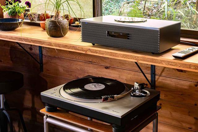 画像1: テクニクス「SC-C70MK2」は、新生活を豊かに彩る素敵なオールインワンシステムだ。ラジオからハイレゾ、レコードまでこの音で楽しめる幸せを実感する(後編)