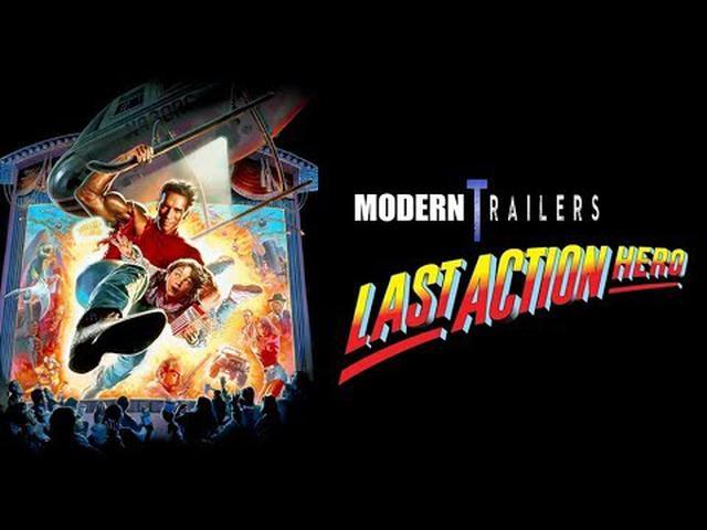 画像: Modern Trailers: Last Action Hero (1993) youtu.be