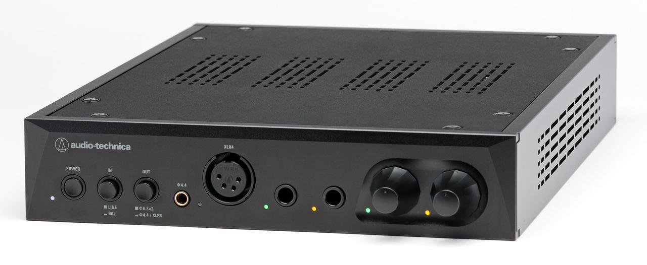 画像1: オーディオテクニカのヘッドホンアンプ「AT-BHA100」とD/Aコンバーター「AT-DAC100」は、小型ながらも鮮度が高く上品な音色が特徴