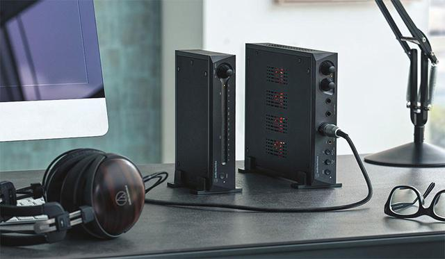 画像: オーディオテクニカのハイブリッド式ヘッドホンアンプ「AT-BHA100」&DSD22.4MHz対応D/Aコンバーター「AT-DAC100」は10月23日の発売。Hi-Fiの真髄を、心ゆくまで楽しめる - Stereo Sound ONLINE