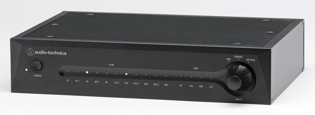 画像2: オーディオテクニカのヘッドホンアンプ「AT-BHA100」とD/Aコンバーター「AT-DAC100」は、小型ながらも鮮度が高く上品な音色が特徴