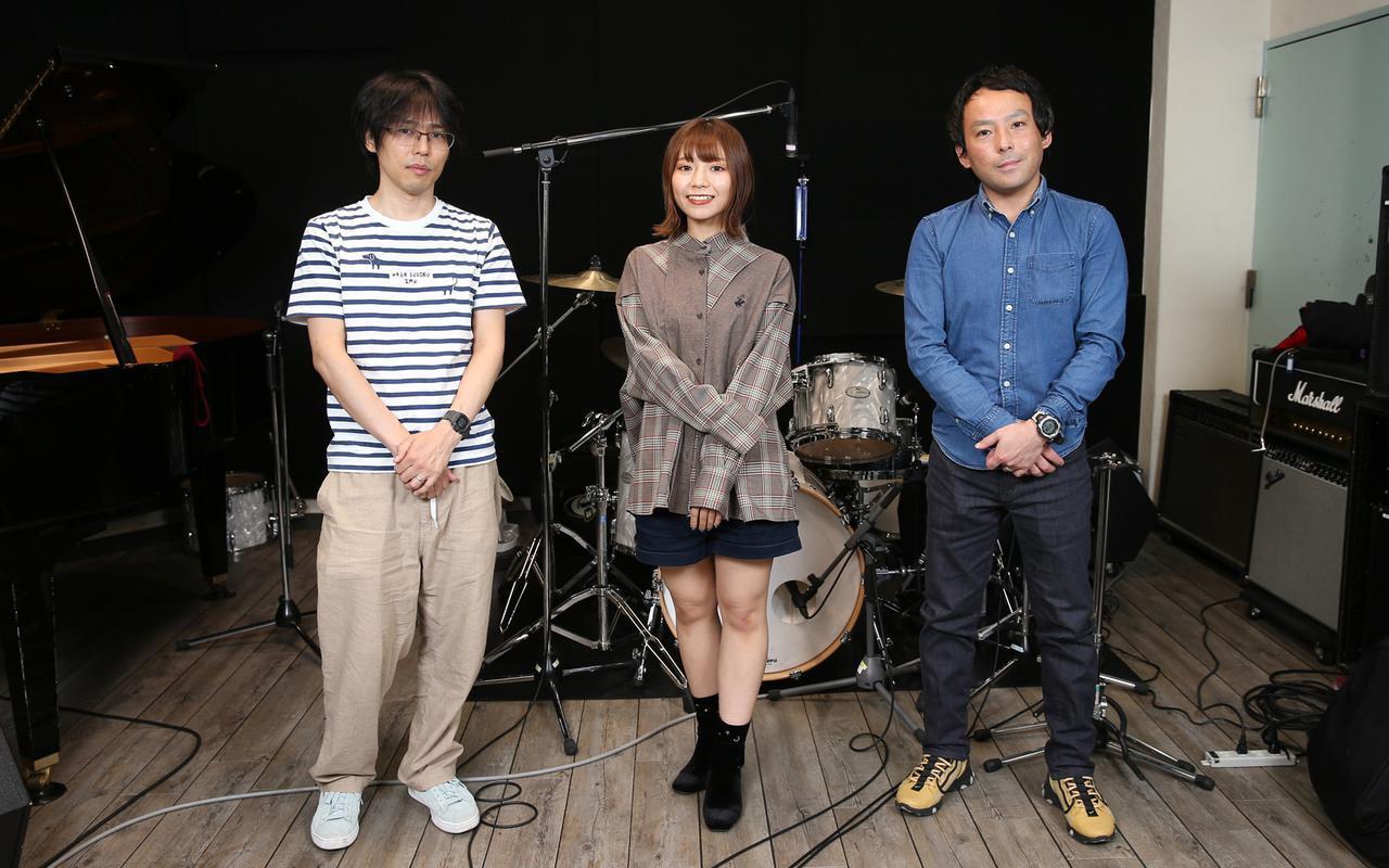 画像: 音楽の楽しみ方革命!プロの演奏データを使って遊べる! アニソン歌手YURiKA、水野プロデューサー、e-onkyo musicの3者が起こす、ステムデータ販売という新たな挑戦 - Stereo Sound ONLINE