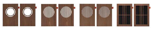 画像: 左から「SN100RH」「SN100SC」「SN100SL」「SN100WD」