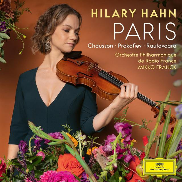 画像: パリ/ヒラリー・ハーン