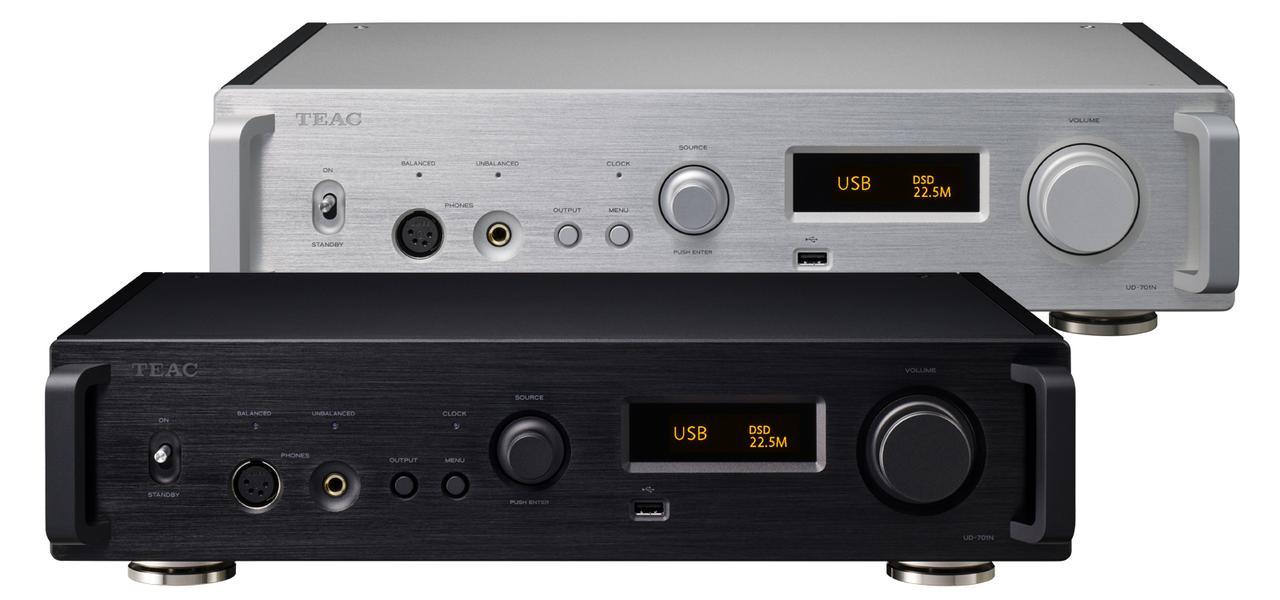 画像: UD-701N | 製品トップ | TEAC - オーディオ製品情報サイト
