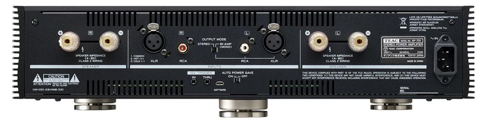 画像4: ティアック、フルサイズコンポ機のネットワークプレーヤー「UD-701N」、およびパワーアンプ「AP-701」を発売