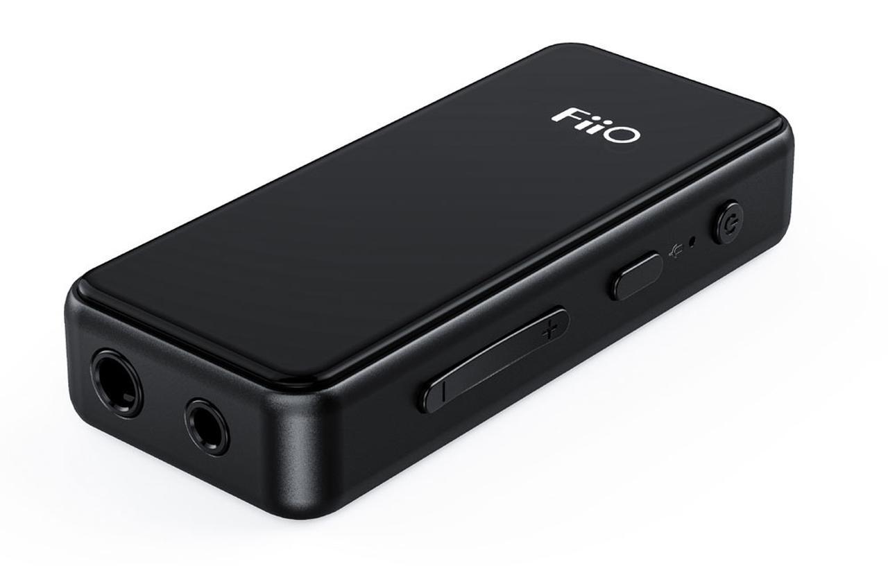 画像: FiiO、スタイリッシュなBluetoothレシーバー「BTR3K」を5月22日に発売。LDAC対応し、最長で約11時間の連続使用が可能 - Stereo Sound ONLINE