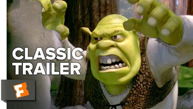画像: Shrek (2001) Trailer #1 | Movieclips Classic Trailers www.youtube.com