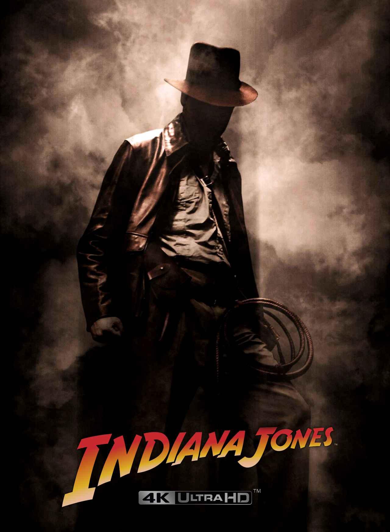 画像: 【 UPDATE 】4Kインディがやってくる!『インディ・ジョーンズ:4ムービー・コレクション』【海外盤Blu-ray発売情報】