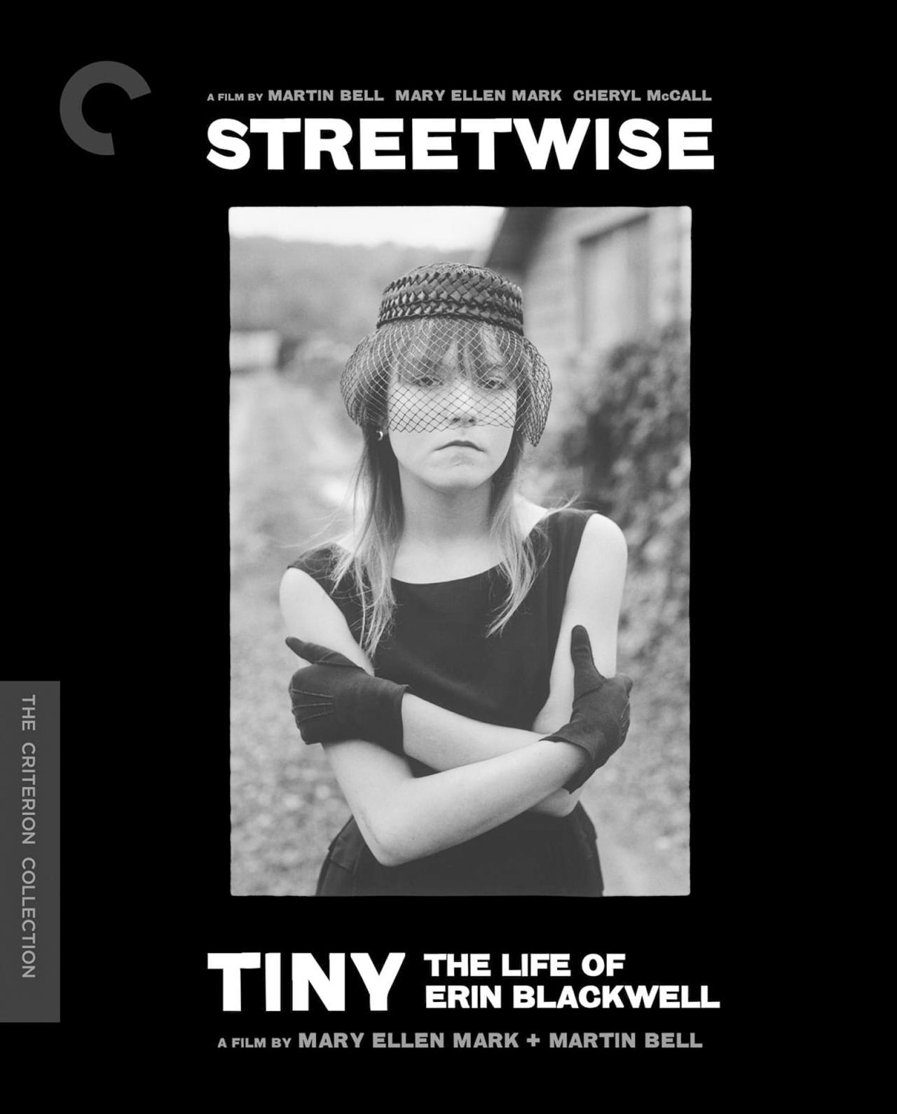 画像: 子供たちをよろしく/TINY: THE LIFE OF ERIN BLACKWELL 6月15日リリース 1984年/2016年/監督 マーティン・ベル シアトルのストリート・チルドレンの少女ティニー(本名エリン・ブラックウェル)の姿を追ったドキュメンタリー『子供たちをよろしく』と、ティニーのその後の人生を追った続編ドキュメントをカップリング。 New, restored high-definition digital transfers of both films, supervised by director Martin Bell, with uncompressed monaural soundtrack for the Streetwise Blu-ray and 5.1 surround DTS-HD Master Audio soundtrack for the Tiny: The Life of Erin Blackwell
