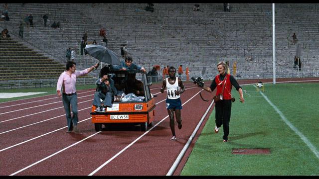 画像: THE LONGEST/最も長い闘い(マラソン) 監督 ジョン・シュレシンジャー 撮影 アーサー・ウースター