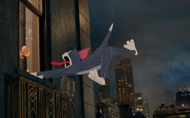 画像2: 【コレミヨ映画館vol.52】『トムとジェリー』 実写と2Dアニメを融合させたNY大騒動。古くて新しい人気TVシリーズの映画化