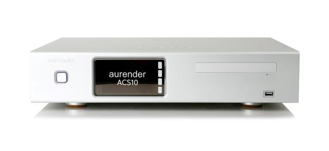画像1: Aurender、CDリッピング機能付きミュージックサーバー「ACS10」を発売。ストレージは16TB HDD、キャッシュは240GB SSDを内蔵