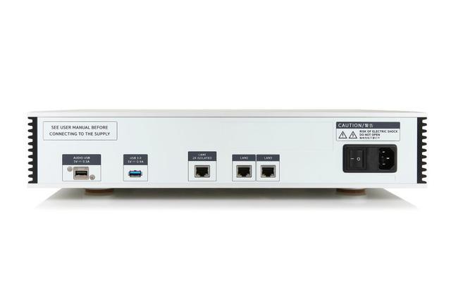 画像4: Aurender、CDリッピング機能付きミュージックサーバー「ACS10」を発売。ストレージは16TB HDD、キャッシュは240GB SSDを内蔵