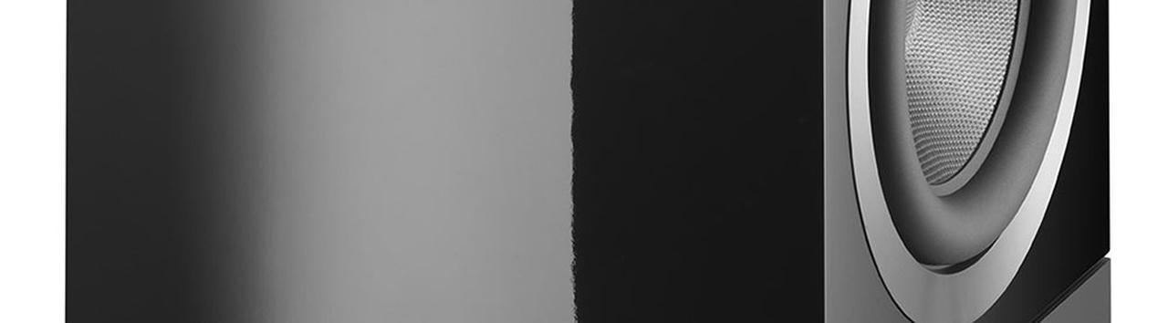 画像: Bowers & Wilkins史上一番パワフルなサブウーファーが登場。エアロフォイル・コーンを搭載した「DBシリーズ」が、3月末に発売決定 - Stereo Sound ONLINE