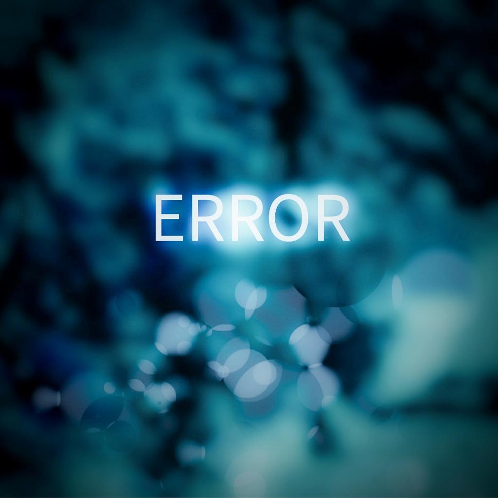 画像: ERROR / niki