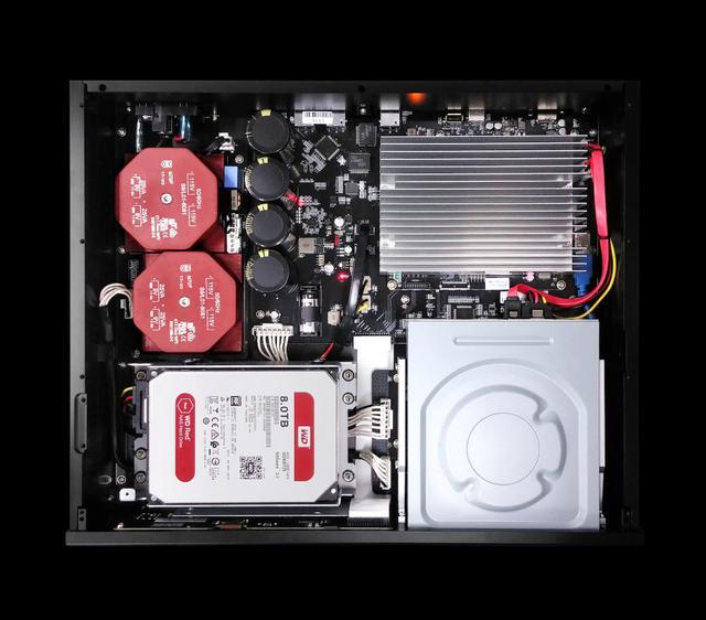 画像3: Aurender、CDリッピング機能付きミュージックサーバー「ACS10」を発売。ストレージは16TB HDD、キャッシュは240GB SSDを内蔵