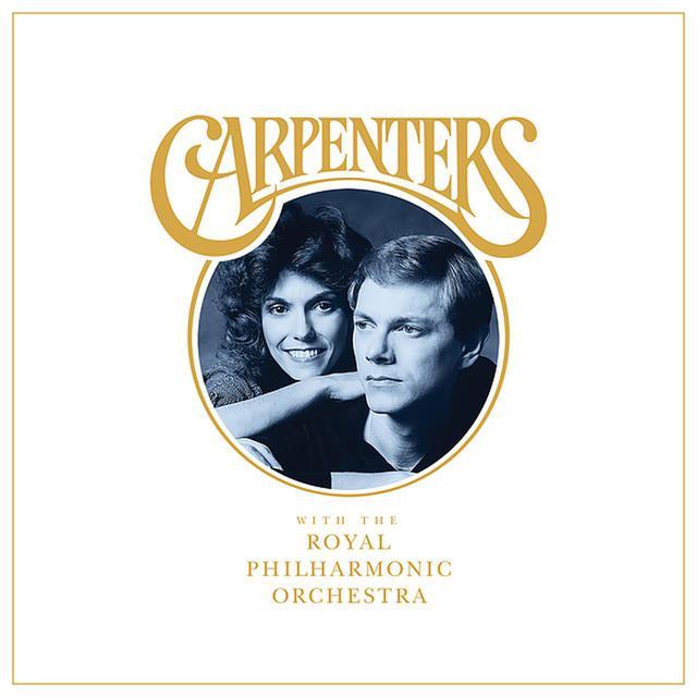 画像: Carpenters With The Royal Philharmonic Orchestra/The Carpenters, The Royal Philharmonic Orchestra