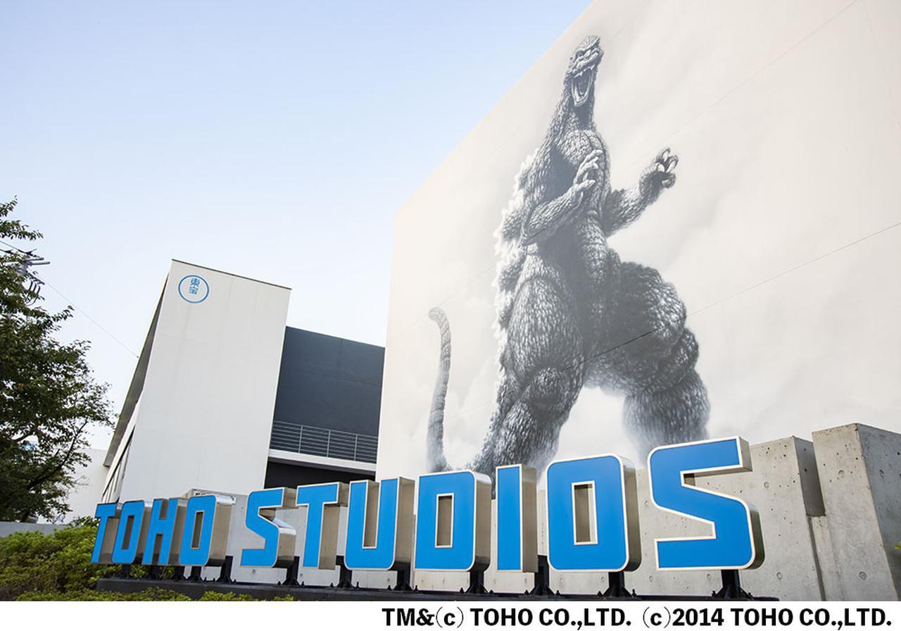 """画像: """"映画の故郷""""「東宝スタジオ」に潜入。映画製作の頭からお尻にまで対応できる、歴史と技術に溢れた空間だった(前)〜撮影ステージ篇〜 - Stereo Sound ONLINE"""
