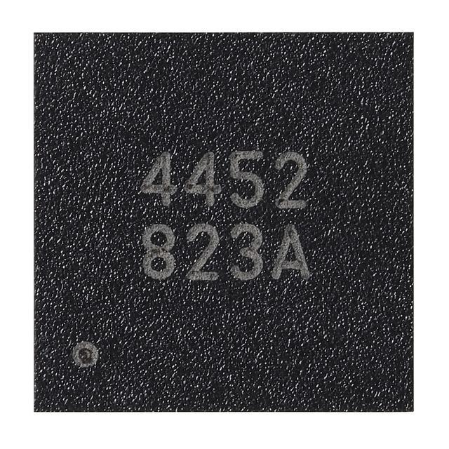 画像: AT-DAC100のDACチップにはAKM製のAK4452VN を採用した。オーディオテクニカでは同チップの性能検証を行なって22.4MHz(DSD512)まで動作することを確認している