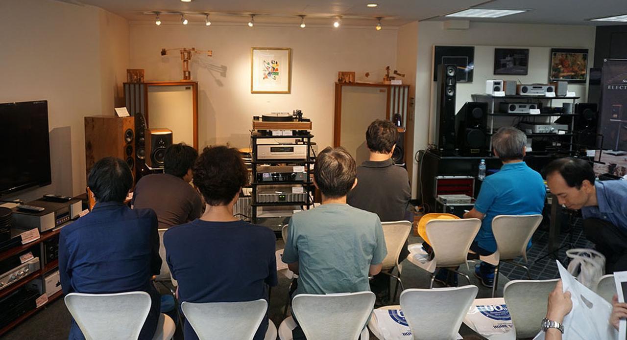 画像: 学芸大学のオーディオショップ、ホーム商会が「ノア・ハイファイフェスタ」を開催。ハイエンド機器が奏でる最高のアナログに酔いしれた - Stereo Sound ONLINE