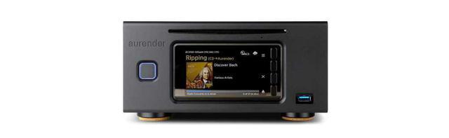画像2: Aurender、ハーフコンポサイズのCDリッピングサーバー「ACS100」を本日、3月26日に発売。ストレージは別売り