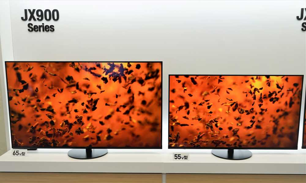 画像2: パナソニック、AI技術でさらなる高画質・高音質化を実現した4K液晶ビエラ「JX950シリーズ」ほか全6モデルを発表