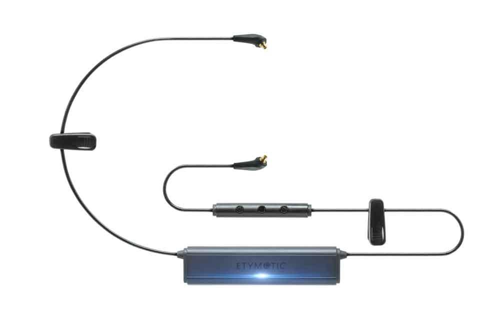 画像: Etymotic、MMCXコネクター対応のBluetoothレシーバー「ER-ETYMOTION-BT」を発売