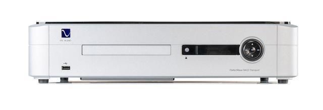 画像1: PS Audio、SACDトランスポート「PerfectWave SACD」を発売。電源・回路をディスクリート設計