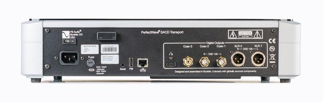 画像2: PS Audio、SACDトランスポート「PerfectWave SACD」を発売。電源・回路をディスクリート設計