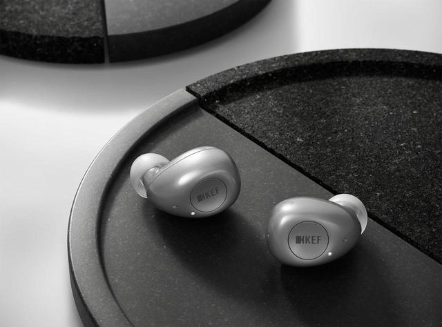 画像: KEF、ノイキャン機能搭載の完全ワイヤレスイヤホン「Mu3」を発売。超弩級スピーカー「MUON」を手掛けたロス・ラブグローブがデザイン! - Stereo Sound ONLINE