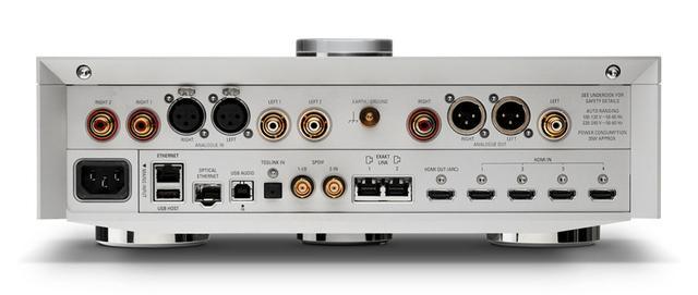 画像3: リンの、ネットワークプレーヤー機能付きプリアンプが「KLIMAX DSM/3」に進化。ディスクリートDAC「Organik DAC Architecture」を搭載し、理想の音を追求する