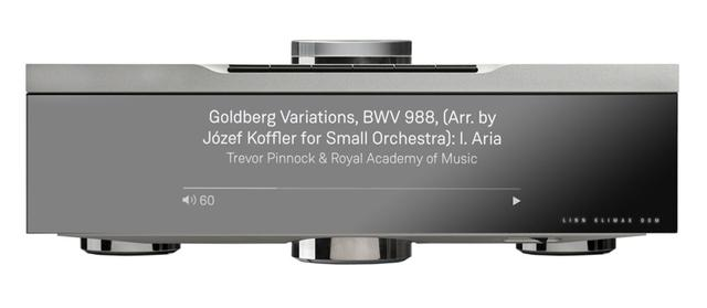 画像1: リンの、ネットワークプレーヤー機能付きプリアンプが「KLIMAX DSM/3」に進化。ディスクリートDAC「Organik DAC Architecture」を搭載し、理想の音を追求する