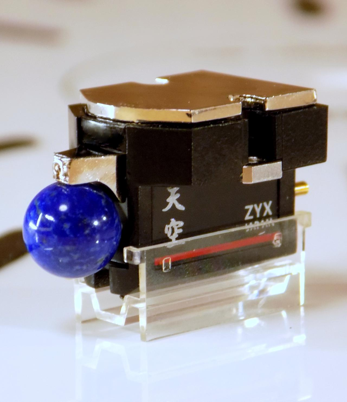 画像: ZYX Official Website - Real Sound Stereo MC Phono Cartridge