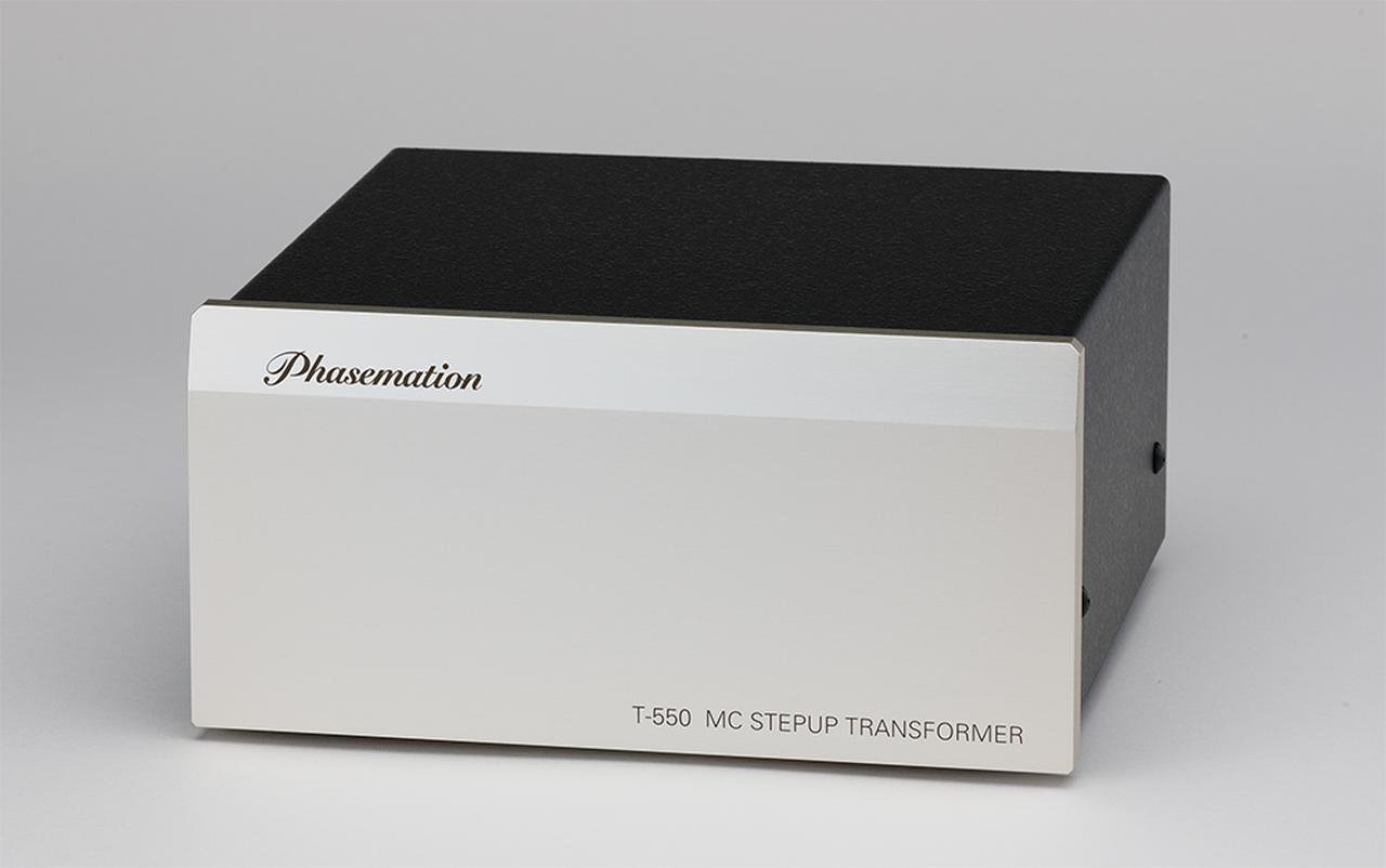 画像2: フェーズメーション上位機の思想を継承するベーシックモデル、PP200、T550を聴く