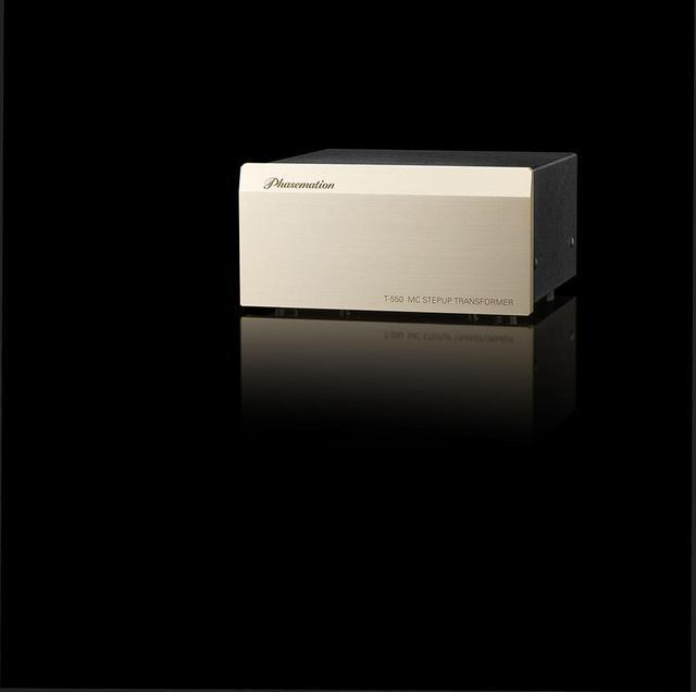 画像: Phasemation、フォノバランス伝送対応のMCカートリッジ用昇圧トランス「T-550」を発売。10万円! - Stereo Sound ONLINE