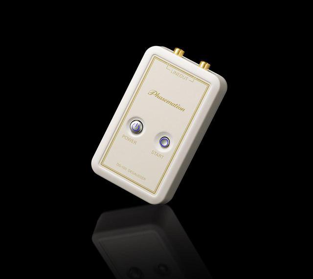 画像: Phasemation、鉄心入りMCカートリッジの消磁ができるオーディオアクセサリー「DG-100」を11月上旬に発売 - Stereo Sound ONLINE