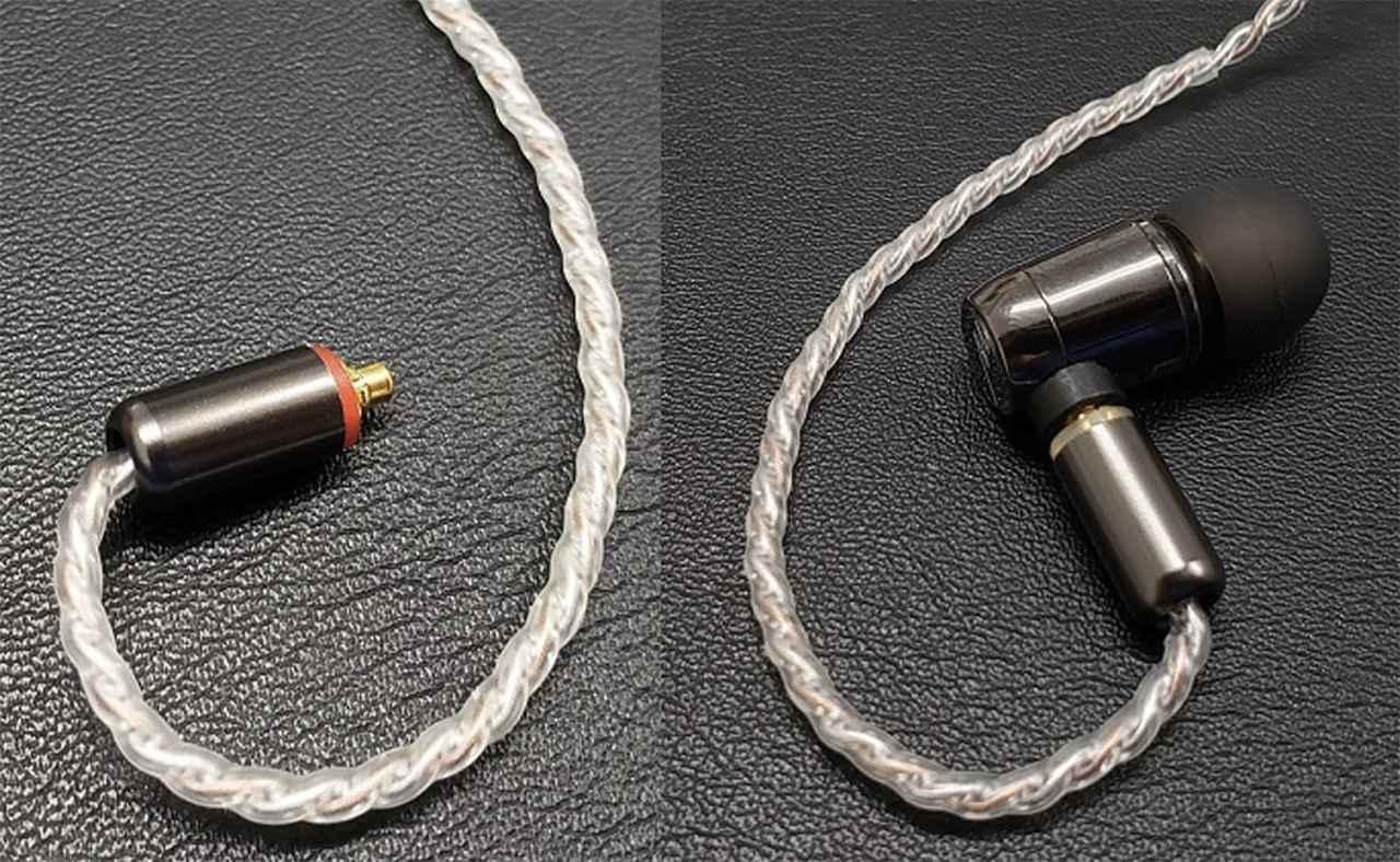 画像3: 世界初! ピュアボロン振動板を搭載したイヤホン「ME5-BORON」のクラウドファンディングがスタート。本格的なオーディオ機器として楽しめるハイファイ音質を実現した