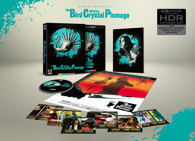 画像2: THE BIRD WITH THE CRYSTAL PLUMAGE - 4K UHD BLU-RAY with DOLBY VISION/4K DIGITAL RESTORATION
