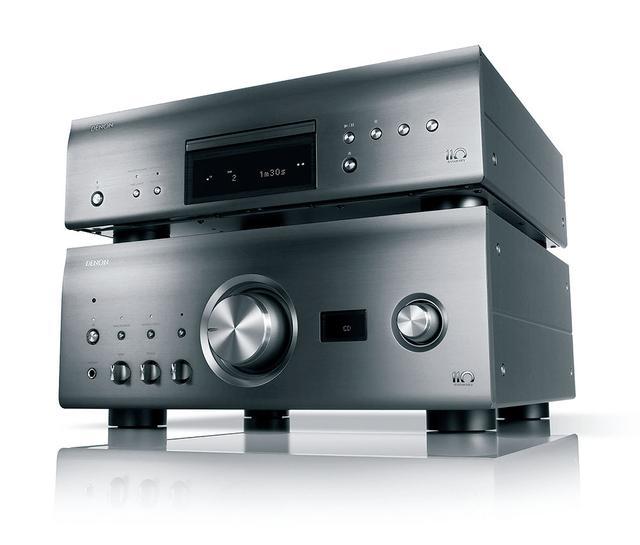 画像: ●SACD/CDプレーヤー: DCD-A110 ¥280,000(税別、写真上) ●プリメインアンプ: PMA-A110 ¥330,000(税別、写真下)