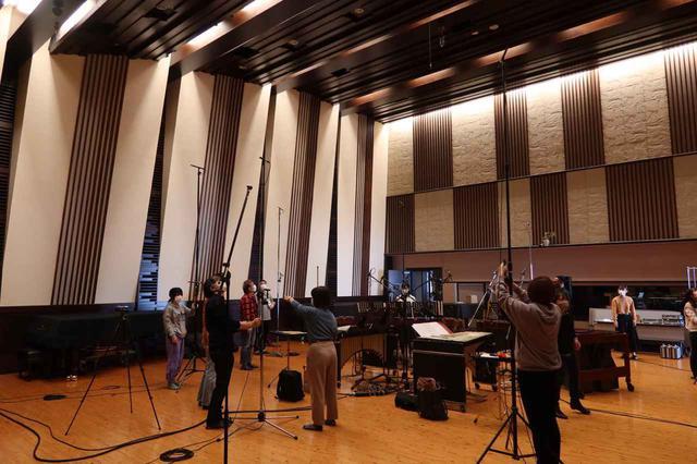 画像3: J-POP史に名を残す名盤の録音エンジニア吉田 保氏が、360 Reality Audioを採用した新作をレコーディング