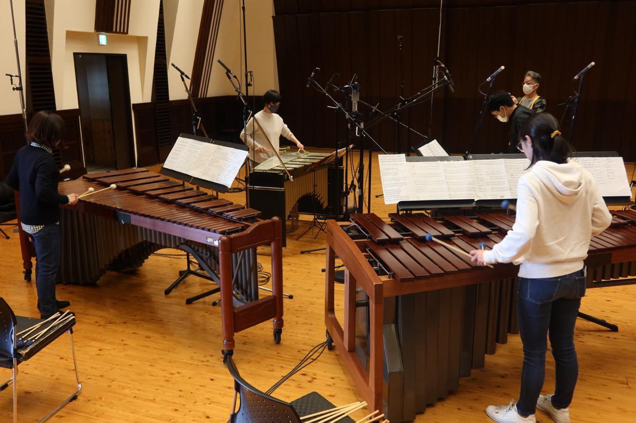 画像5: J-POP史に名を残す名盤の録音エンジニア吉田 保氏が、360 Reality Audioを採用した新作をレコーディング