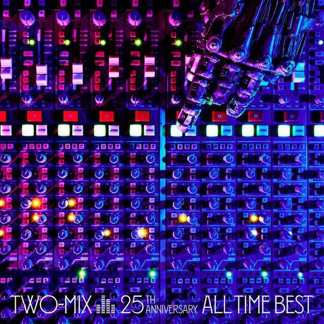 画像: TWO-MIX 25th Anniversary ALL TIME BEST【FILES】 / TWO-MIX